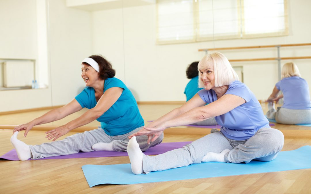 Exercises for Older Adults- Mat Based